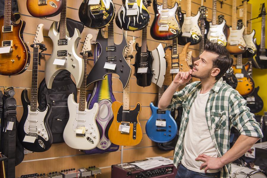 Kaufberatung Gitarren Gitarrenkauf